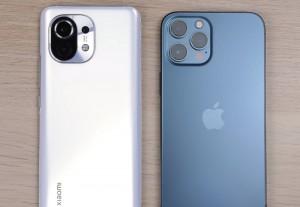 Xiaomi-Mi-11-vs-iPhone-12-Pro-Max